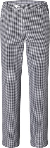 BHM 1 Chef's Trousers Basic - Black - 2xl