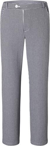 BHM 1 Chef's Trousers Basic - Black - 3xl