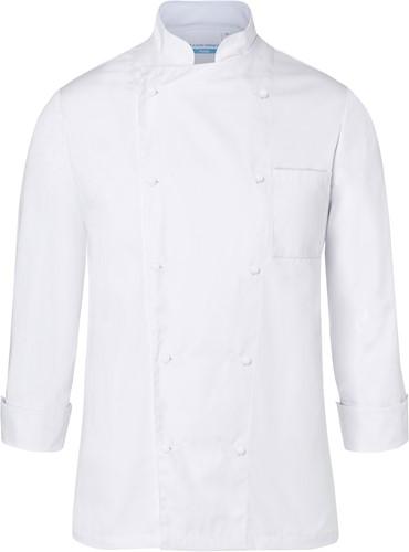 BJM 1 Chef Jacket Basic - White - S