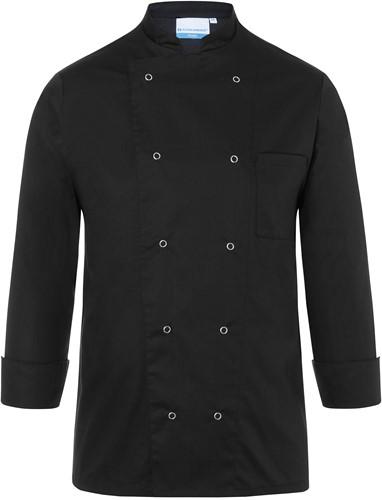 BJM 2 Chef Jacket Basic - Black - M