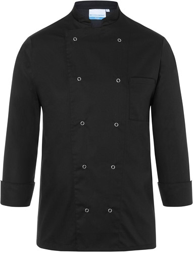 BJM 2 Chef Jacket Basic - Black - Xs