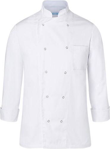 BJM 2 Chef Jacket Basic - White - M