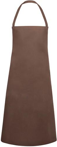 BLS 3 Bib Apron Basic 75 x 100 cm - Light brown - Stck