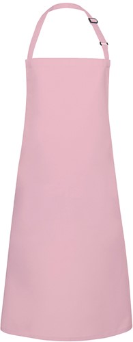 BLS 4 Bib Apron Basic with Buckle 75 x 90 cm - Rose - Stck