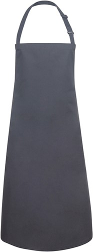 BLS 4 Bib Apron Basic with Buckle 75 x 90 cm - Anthracite - Stck