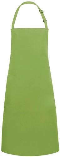 BLS 4 Bib Apron Basic with Buckle 75 x 90 cm - Lime - Stck