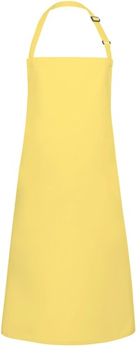 BLS 4 Bib Apron Basic with Buckle 75 x 90 cm - Sunny yellow - Stck