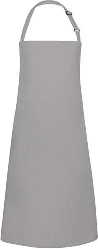 BLS 4 Bib Apron Basic with Buckle 75 x 90 cm - Basalt grey - Stck