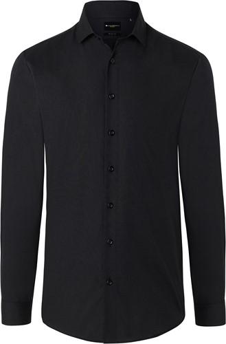 BM 10 Long-Sleeve Men's Shirt Classic - Black - 2xl