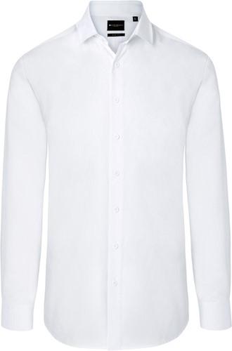 BM 10 Long-Sleeve Men's Shirt Classic - White - 2xl