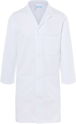 BMM 1 Men's Work Coat Basic - White - 3xl
