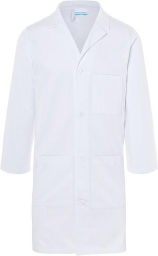BMM 1 Men's Work Coat Basic - White - L
