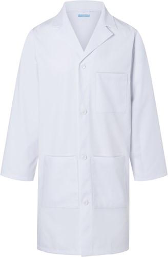BMM 2 Men's Work Coat Basic - White - 2xl