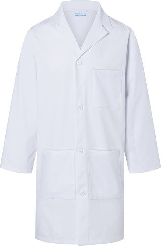 BMM 2 Men's Work Coat Basic - White - 3xl
