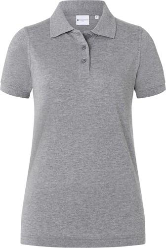 BPF 3 Ladies' Workwear Polo Shirt Basic - Light grey - 2xl