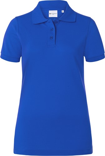 BPF 3 Ladies' Workwear Polo Shirt Basic - Blue - M