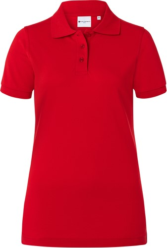 BPF 3 Ladies' Workwear Polo Shirt Basic - Red - S