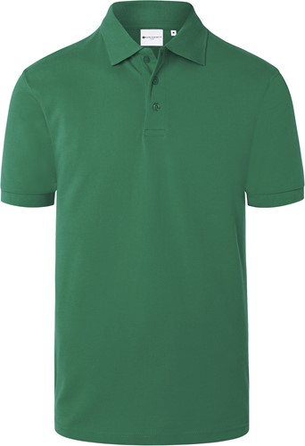 BPM 4 Men's Workwear Polo Shirt Basic - Forest green - L