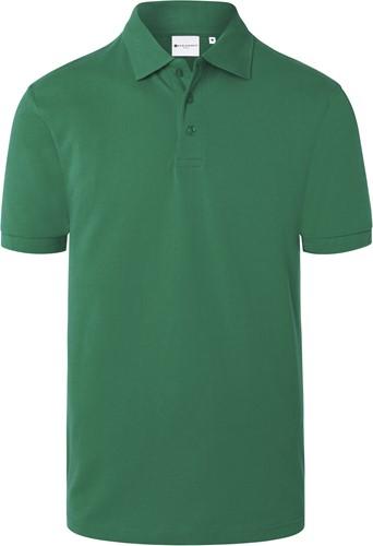 BPM 4 Men's Workwear Polo Shirt Basic - Forest green - S