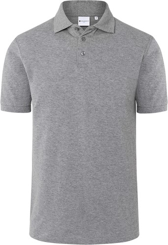 BPM 4 Men's Workwear Polo Shirt Basic - Light grey - 2xl