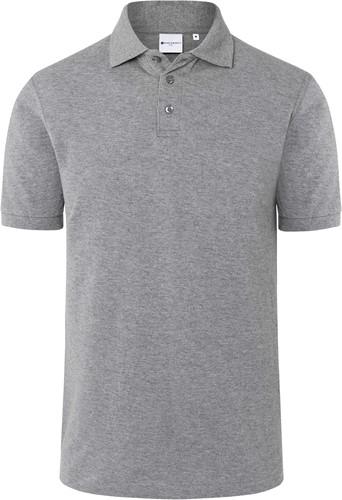 BPM 4 Men's Workwear Polo Shirt Basic - Light grey - S