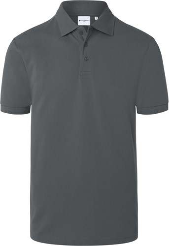 BPM 4 Men's Workwear Polo Shirt Basic - Anthracite - 3xl
