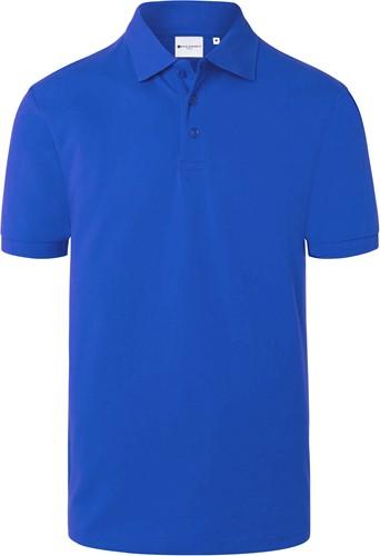 BPM 4 Men's Workwear Polo Shirt Basic - Blue - 4xl