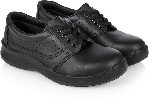 BS 32 Safety Shoe Usedom - Black - 40