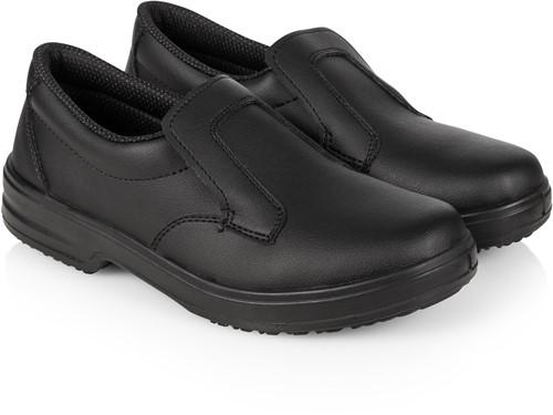BS 50 Work Shoe Ozeanien - Black - 45