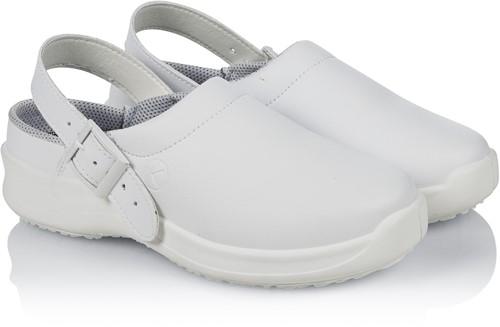 BS 51 Work Shoe Kapstadt - White - 35