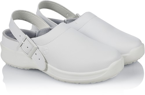 BS 51 Work Shoe Kapstadt - White - 39