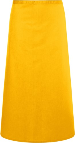 BSS 3 Bistro Apron Ibiza 110 x 90 cm - Yellow - Stck