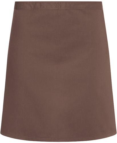 BVS 2 Waist Apron Basic 70 x 55 cm - Light brown - Stck