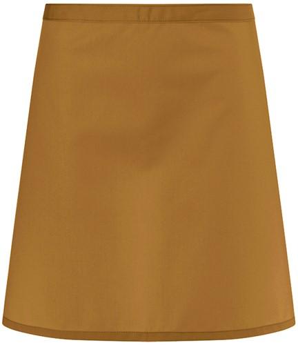 BVS 2 Waist Apron Basic 70 x 55 cm - Mustard - Stck