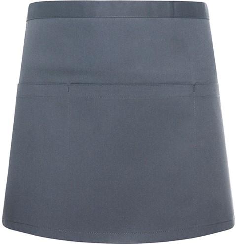 BVS 3 Waist Apron Basic with Pocket 60 x 35 cm - Anthracite - Stck