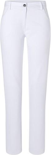 HF 3 Ladies' Trousers Tina - White - 48