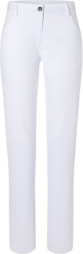 HF 3 Ladies' Trousers Tina - White - 50