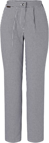 HF 6 Ladies' Trousers Annemarie - Black - 42