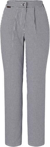 HF 6 Ladies' Trousers Annemarie - Black - 44