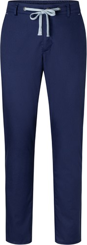 HM 10 Men's Chino Trouser Modern-Stretch - Navy - 54