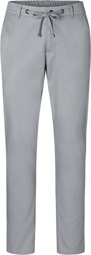 HM 10 Men's Chino Trouser Modern-Stretch - Steel grey - 58