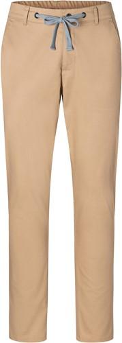 HM 10 Men's Chino Trouser Modern-Stretch - Sahara - 50