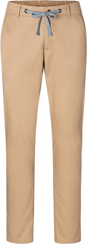 HM 10 Men's Chino Trouser Modern-Stretch - Sahara - 62