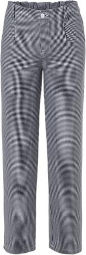 HM 3 Men's Trousers Mailand - Black - 48
