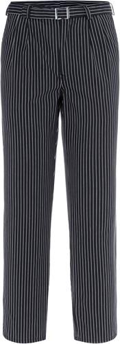 HM 4 Chef's Trousers Jack - Black - 52