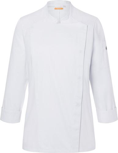 JF 17 Ladies' Chef Jacket Naomi - White - 46