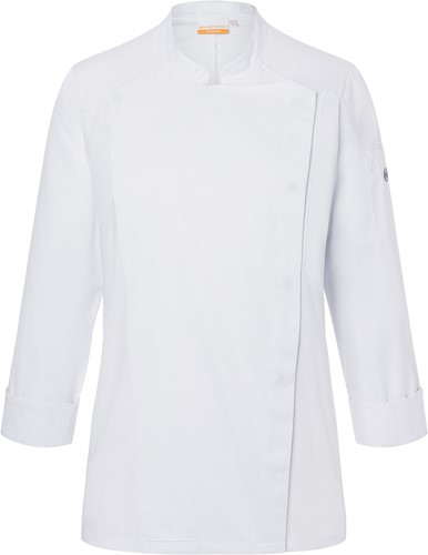 JF 17 Ladies' Chef Jacket Naomi - White - 50