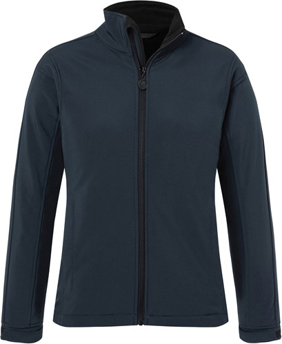 JF 19 Ladies' Softshell Jacket Classic - Navy - 2xl
