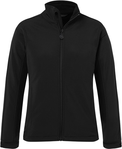 JF 19 Ladies' Softshell Jacket Classic - Black - M