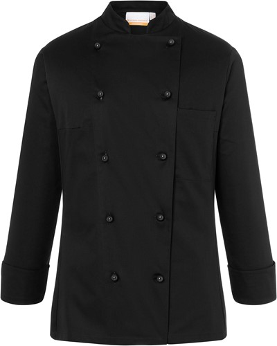 JF 1 Ladies' Chef Jacket Agathe - Black - 44